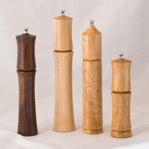 Salt and peppermills